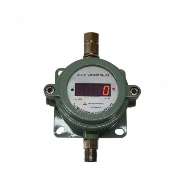 Flameproof Digital Vacuum Indicator,Vacuum Indicator,FLP Vacuum Indicator