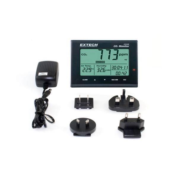 Desktop Indoor Air Quality Monitor