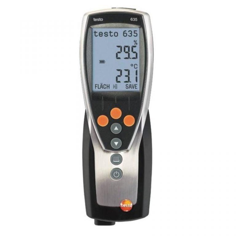 Testo 635-1 Temperature And Humidity Measuring Instrument