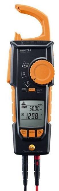 Current measuring meter