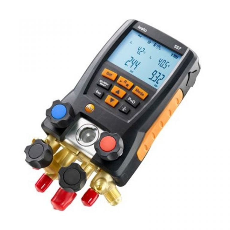 Testo 557 Digital Vacuum Gauge