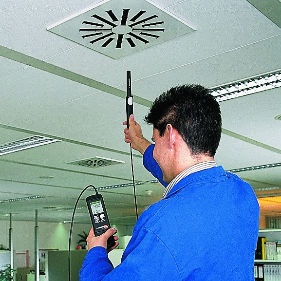 Testo 535 Carbon Dioxide meter,Co2 Meter