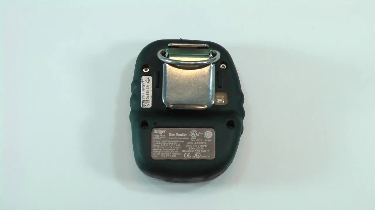Drager 7000 Portable NH3 Gas Detector, Gas Detector