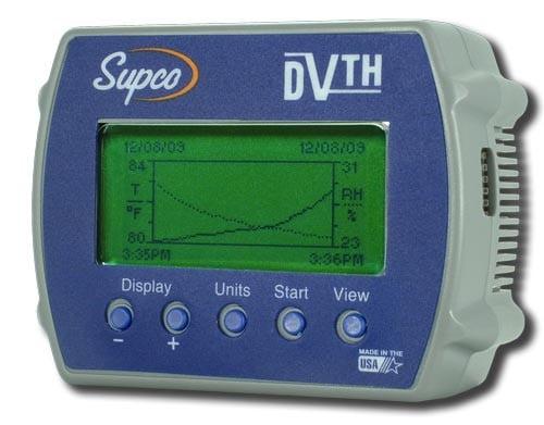 DVTH Temperature Humidity Data Logger