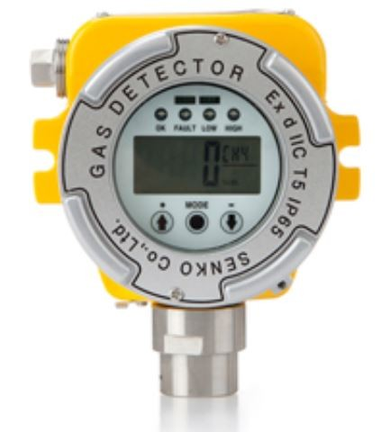 Senko Fixed Gas Detector by Instrukart