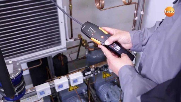 Electronics leak detector