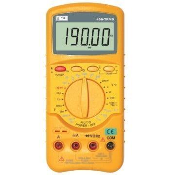 Meco 450-TRMS Digital Multimeter