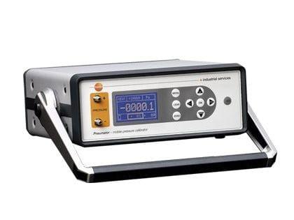 testo pneumator pressure calibrator