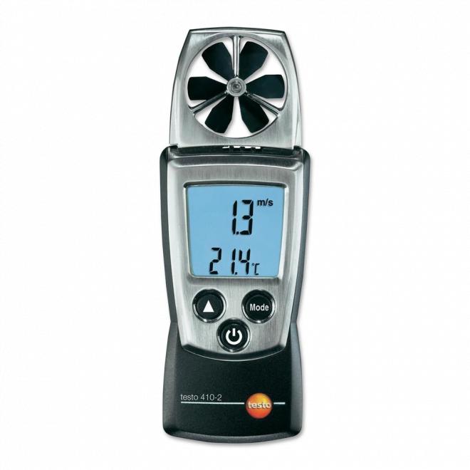 Testo 410-2 Vane Anemometer