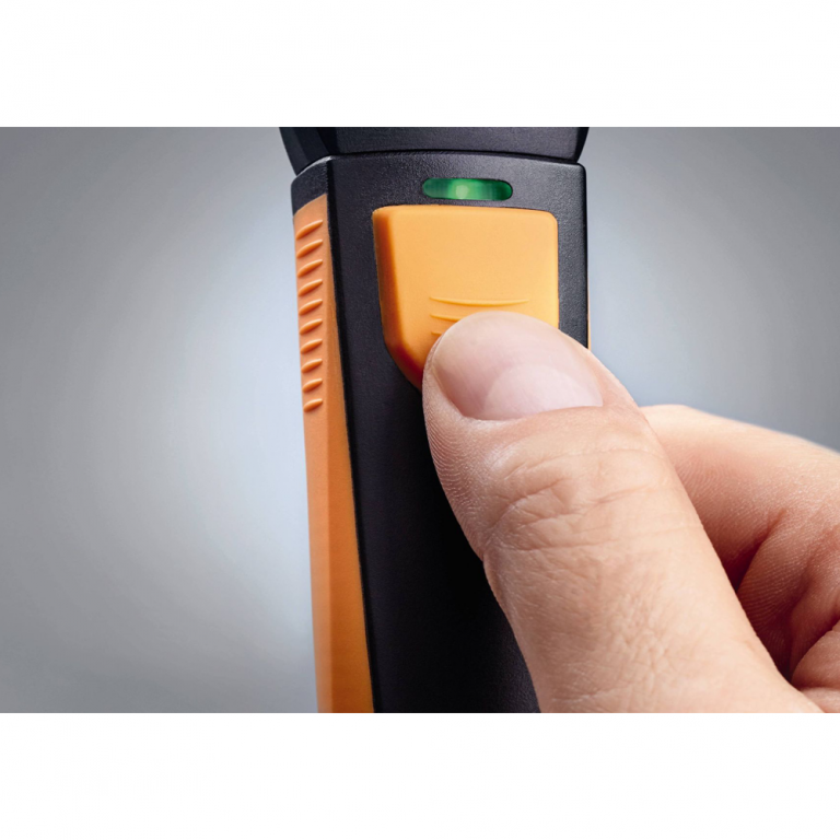 Testo 805I Infrared Thermometer With Smartphone Operation