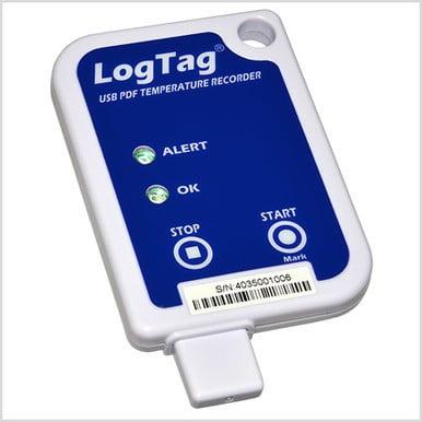 Logtag-utrid-16-multiuse temperature data logger Online