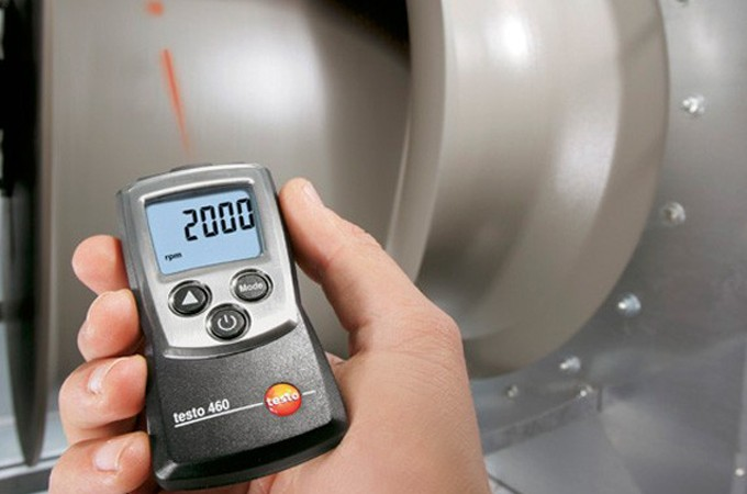 Pocket Sized RPM Meter