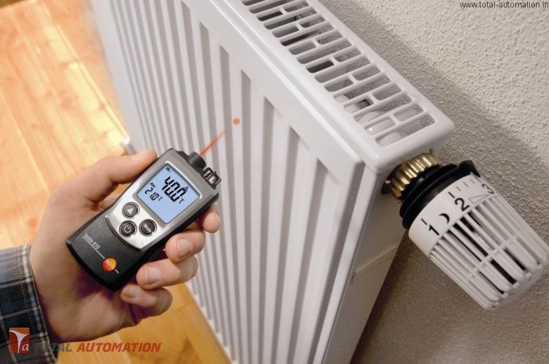 Testo 810 Temperature Infrared Thermometer