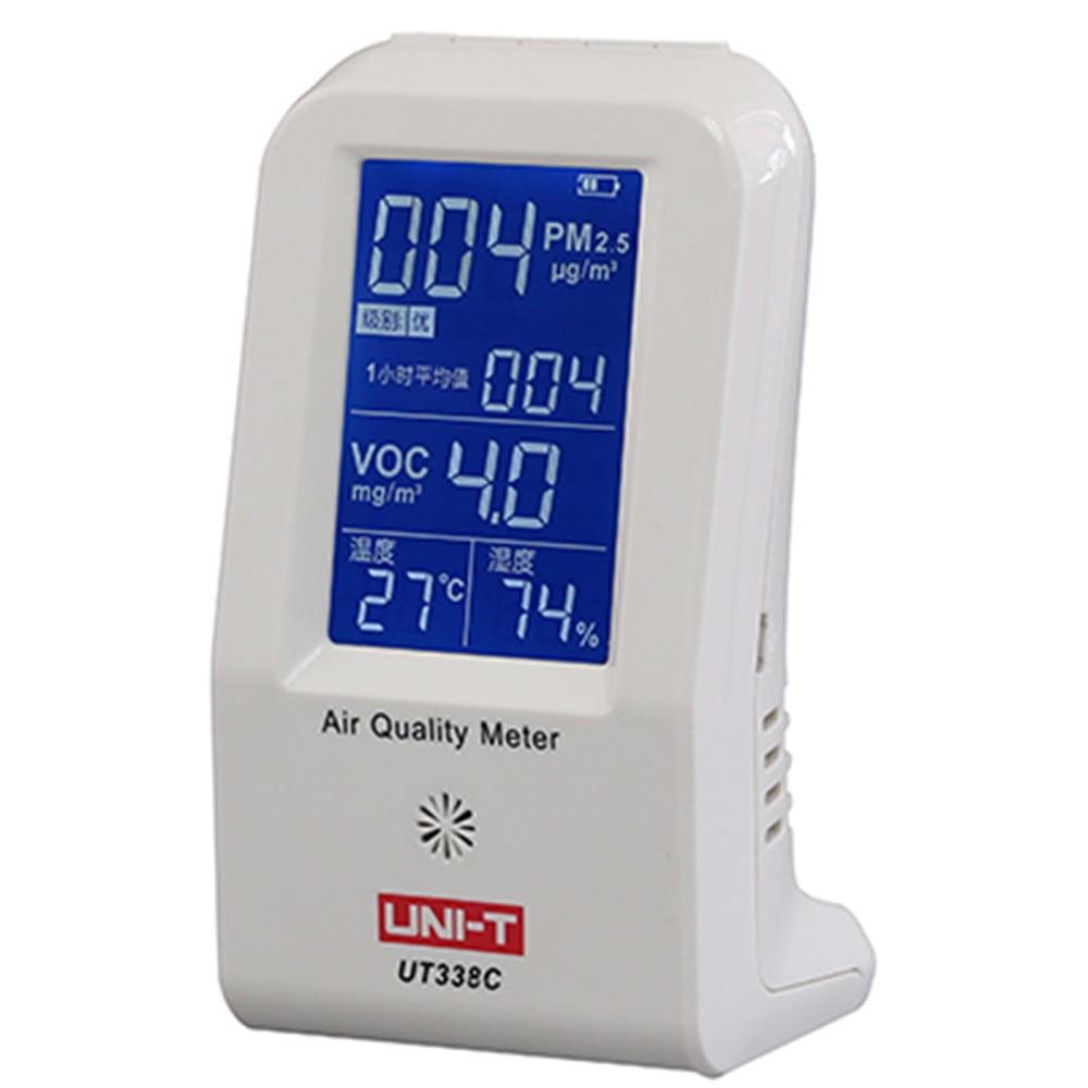 UNI-T-UT338C, UT338C Air Quality, UT338C VOC Meter