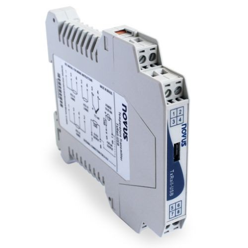Novus Din Rail Temperature Transmitter