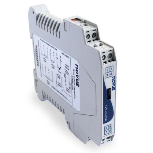 Novus Din Rail Temperature Transmitter