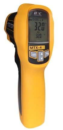 HTC MTX 4 Infrared Thermometer