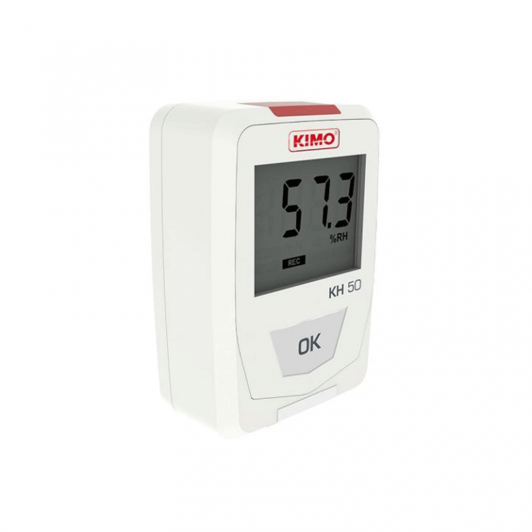 Kimo Temperature and  Humidity Data Logger