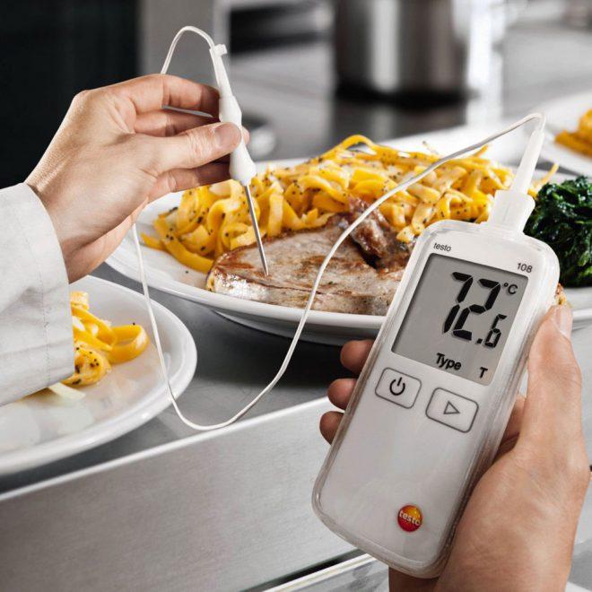 Testo 108 Food Thermometer