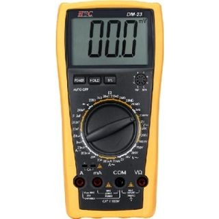 HTC DM23 Digital Multimeter