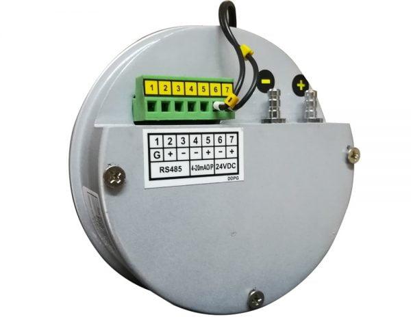 differential pressure controller, differential pressure indicator controller
