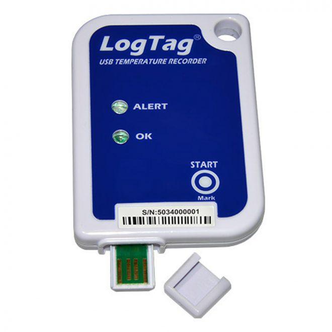 LogTag-USRIC-4-Single-Use-USB-Temperature-Recorder