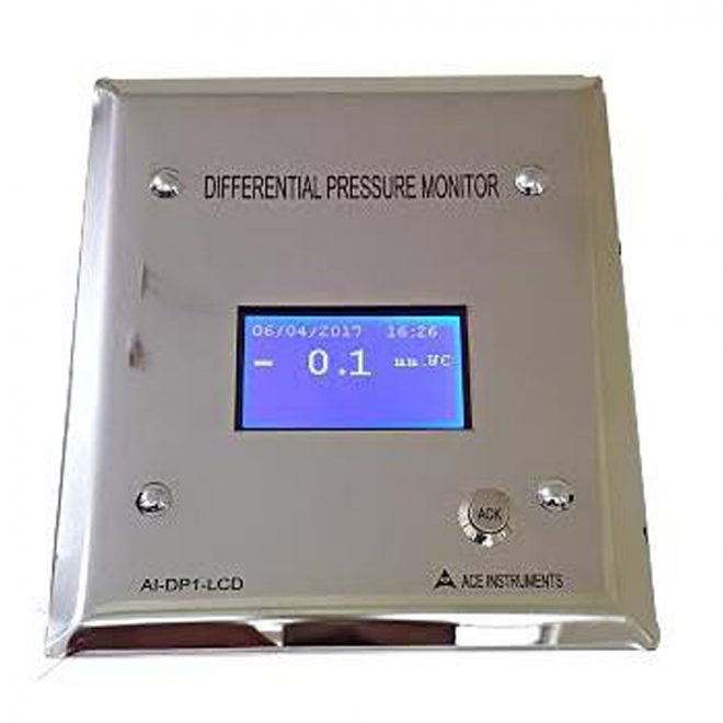 Ace-AI-DP1-LCD-Differential-Pressure-Indicator-Transmitter