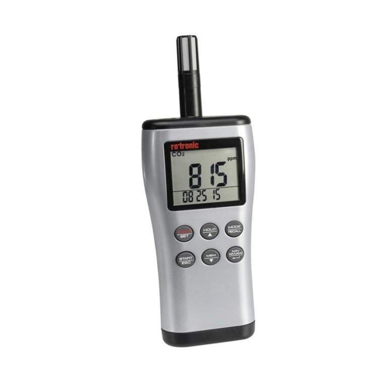 Rotronic CP11 Portable Indoor Air Quality Monitor