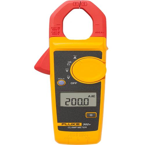 Fluke 302+ Digital Clamp Meter, Fluke Clamp Meter