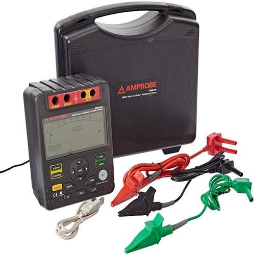 Amprobe AMB-50 Basic Insulation Resistance Tester