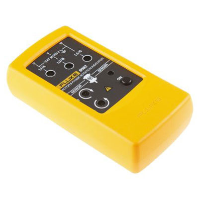 Fluke 9062 Motor And Phase Rotation Indicator