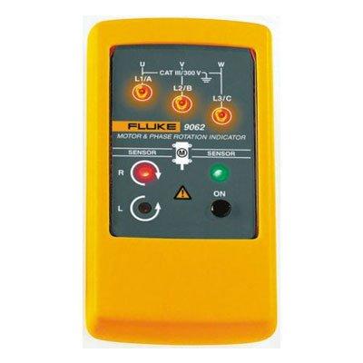 Fluke 9062 Motor And Phase Rotation Indicator, Fluke Motor And Phase Rotation Indicator