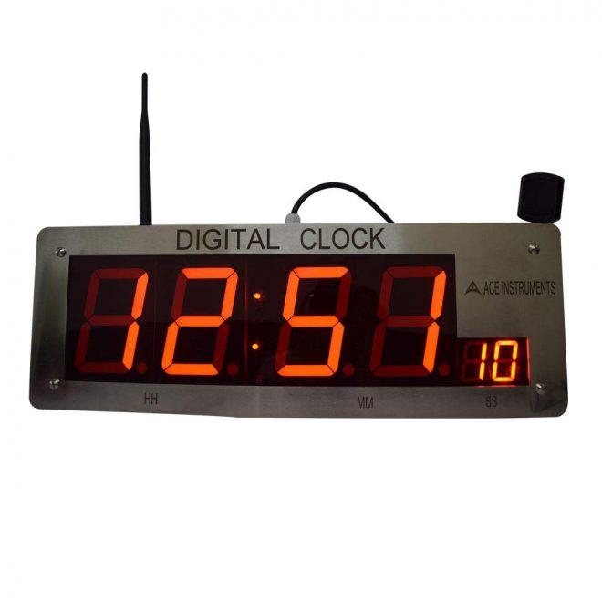 ACE-Digital-Synchronized-Wireless-Clock-System