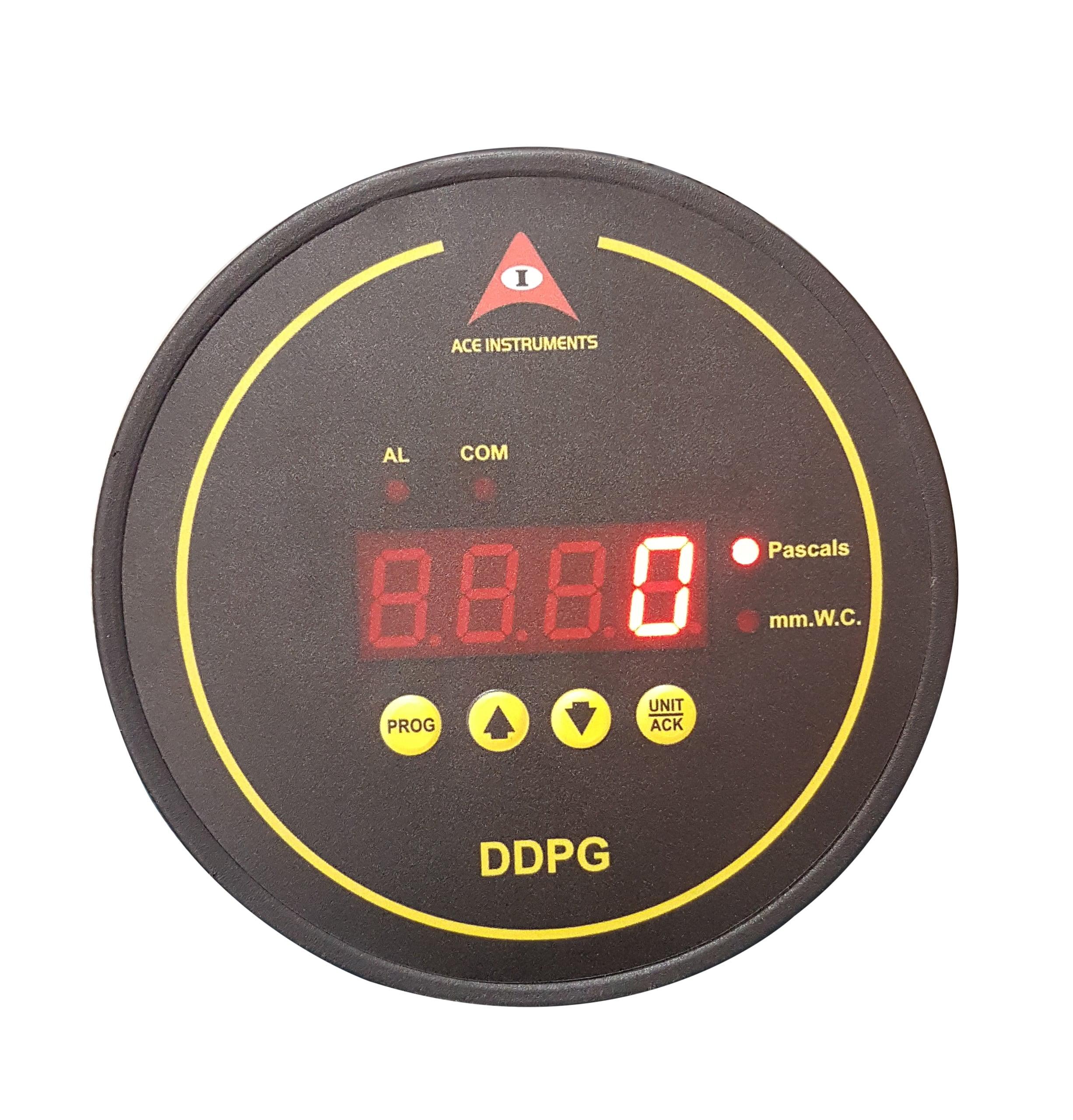 Differential Pressure Gauge, Digital Differential Pressure Gauge