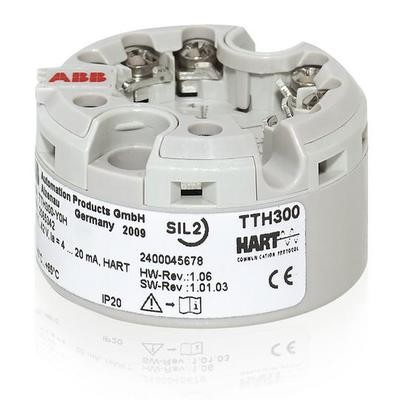 ABB TTH300 Head Mounted Temperature Transmitter