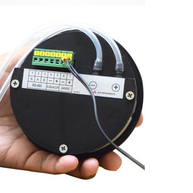 Ace Digital Differential Pressure Gauge
