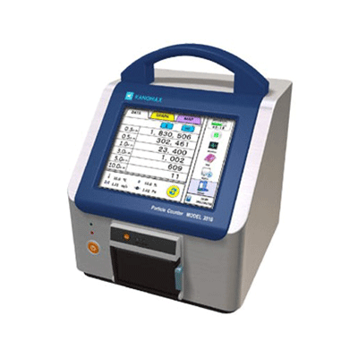 Kanomax 3905 Portable Particle Counter