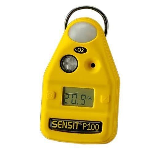 Sensit P100 NO2 Gas Detector, Nitrogen Dioxide Gas Detector