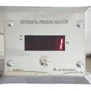 Digital Differential Pressure Indicator, AI-DP1-1