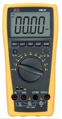HTC DM-97 Digital Multimeter