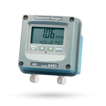 ATI Q45D Dissolved Oxygen Transmitter