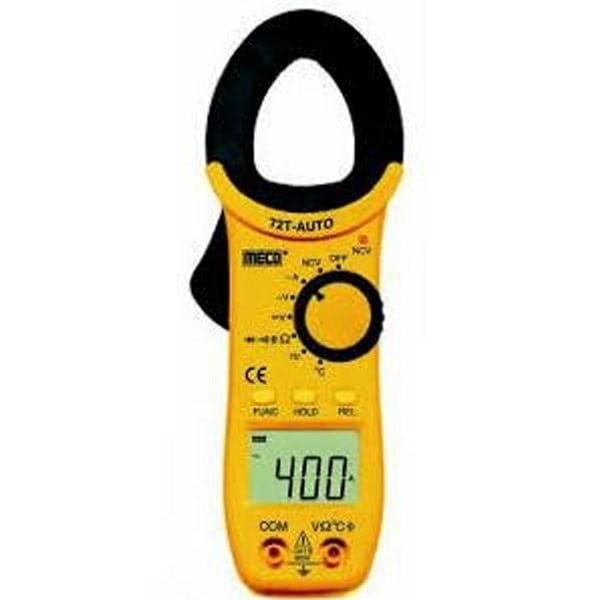 Meco 72T-Auto Digital AC Clamp Meter