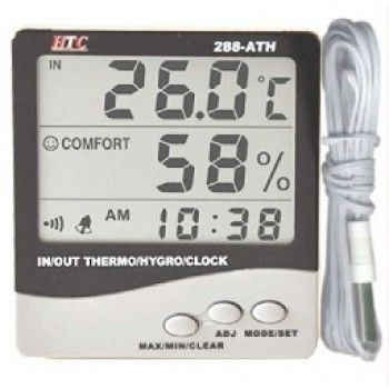 HTC 288-ATH, Thermo Hygrometer
