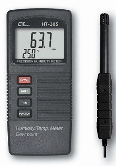 Lutron Pocket Humidity Meter, Humidity Meter,