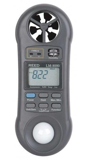 Multi functional Enviromental meter, Environmental Meter