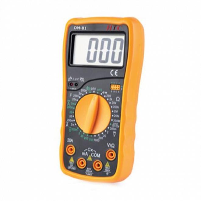 HTC DM-81 Digital Multimeter