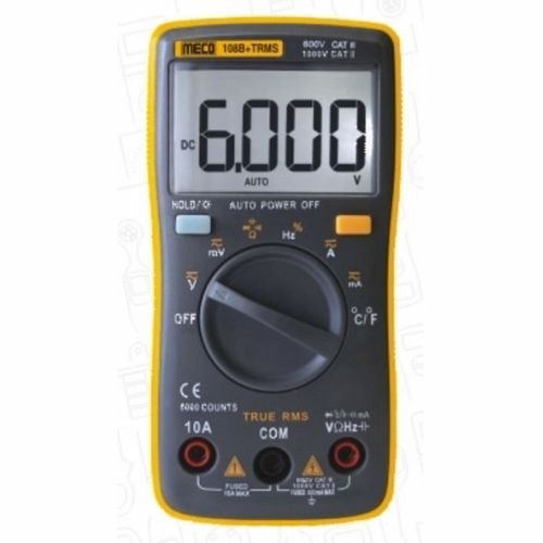 Meco 108b+ digital multimeter,multimeter