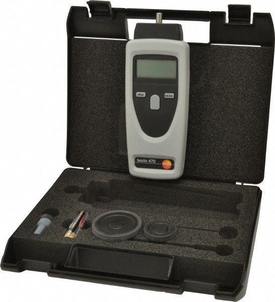 Digital tachometer, Testo 470 – Digital tachometer