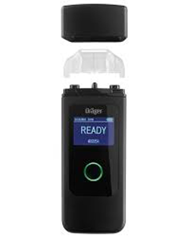 Dräger Alcotest® 3820 Alcohol Screening Device