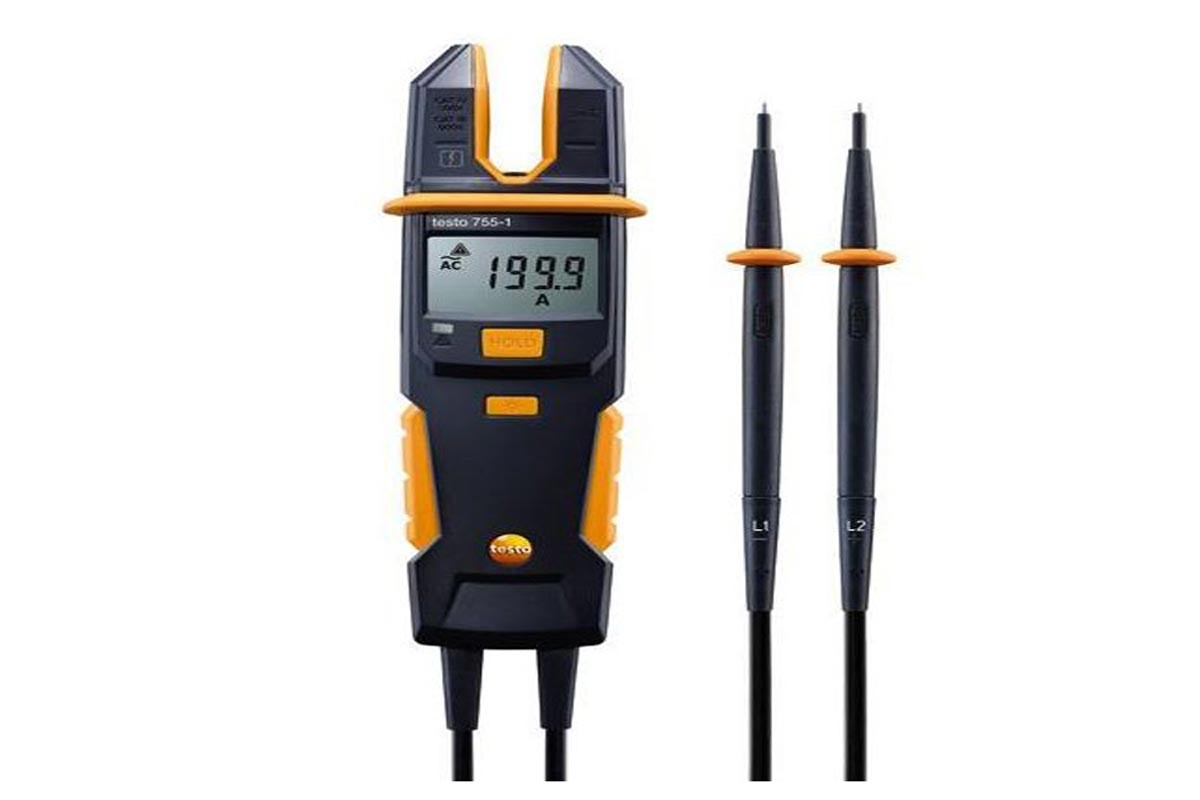 Testo 755-1 Current Voltage Tester